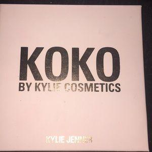 Kylie cosmetics X KoKo eyeshadow palette